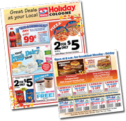 Great Deals at your Local Holiday Cologne • October 13 – November 9