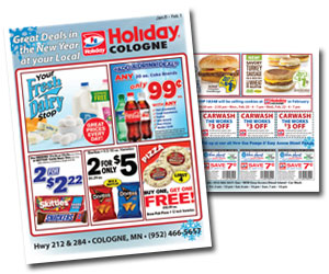 Great Deals at your Local Holiday Cologne • January 5 – February 1