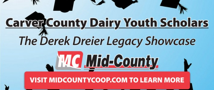 Carver County Dairy Youth Scholars